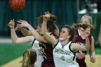 Gallery: Girls Basketball Medical Lake @ Meridian